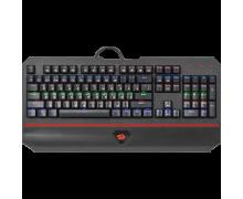 Клавіатура дротова Redragon Andromeda RGB USB Black (74861)