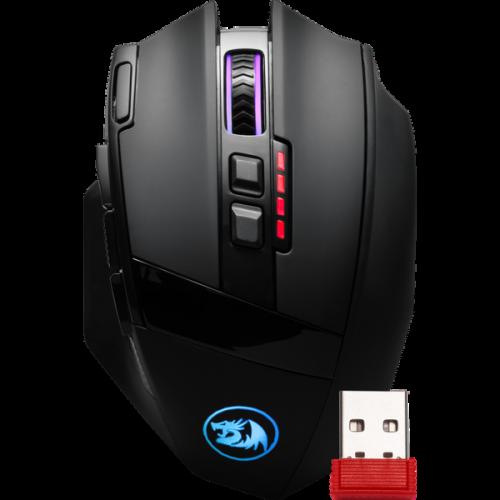 Мышь Redragon Sniper Pro Wireless/USB Black (77609)