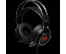 Redragon Siren 2 Black-Red Vibration Surround 7.1 (74830)