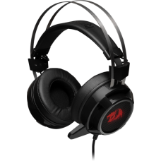 Redragon Siren 2 Black-Red Vibration Surround 7.1 (74830)