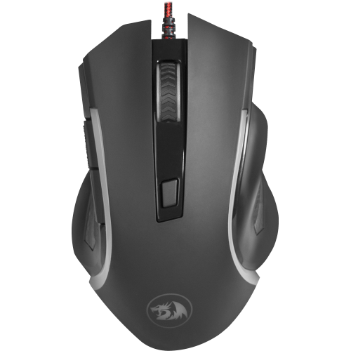 Мышь Redragon Nothosaur USB Black (75065)